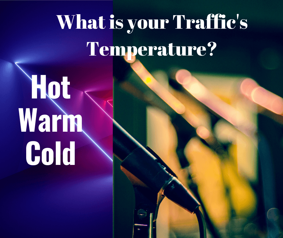What is your audience's temperature?